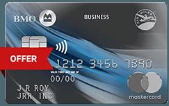 BMO Business Air Miles Mastercard