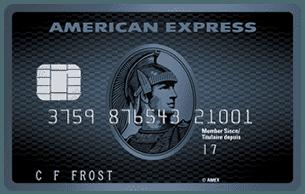 American Express Cobaltᵀᴹ Credit Card