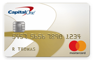 Capital One Guaranteed Mastercard®