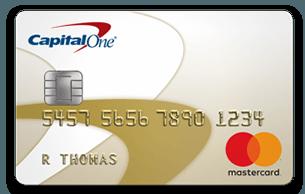 Capital One Low Rate Guaranteed Mastercard®