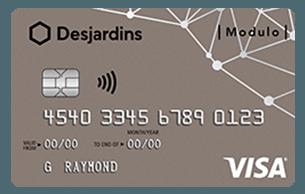 Desjardins Modulo® Visa