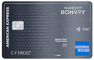 Marriott Bonvoy™ American Express® Card