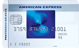 Simply Cash™ Preferred Card from American Express