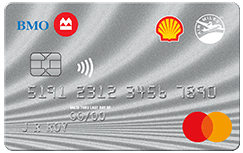 BMO Shell Air Miles Mastercard