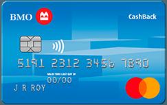 BMO CashBack® MasterCard®*