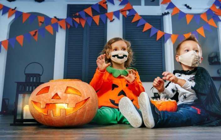 Quarantine Halloween