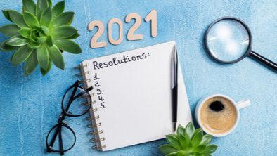 Financial New Years Resolutions
