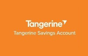 Tangerine Savings Account