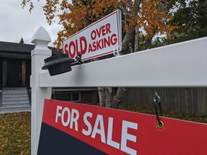 Sky-high Prices and Bidding Wars