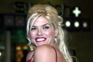 Anna Nicole Smith Wasn't Included in the Will