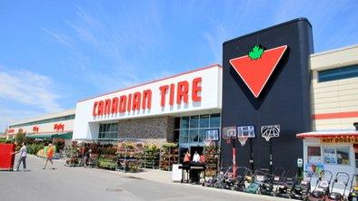 Canadian Tire Triangle Rewards Program